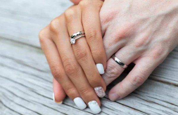 На какой руке и каком пальце носят обручальное кольцо в России и других странах
